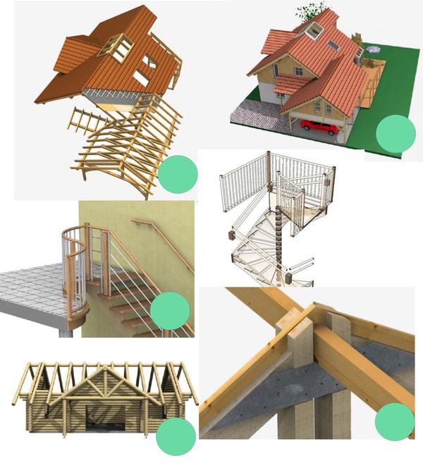Торрент программы проектирования крыш для домов